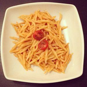 pates tomates curry