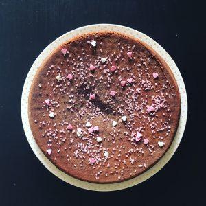 Gâteau au chocolat inratable