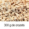 300 g crozets