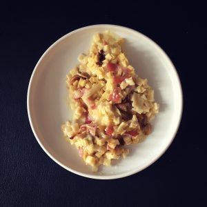 Croziflette jambon blanc