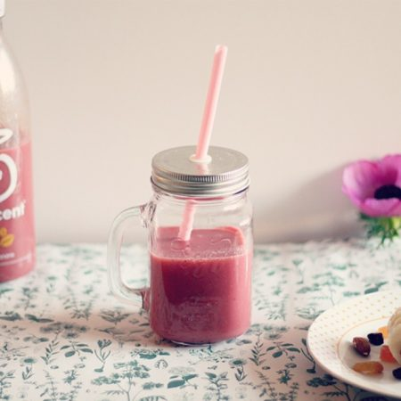 smoothie innocent fraise kiss