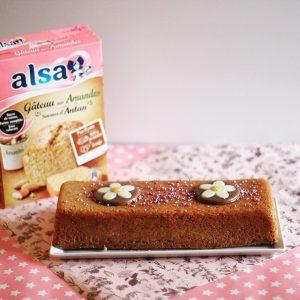 Alsa - Gateau aux amandes
