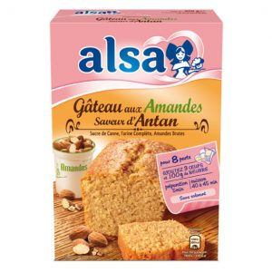 alsa gateau aux amandes packaging