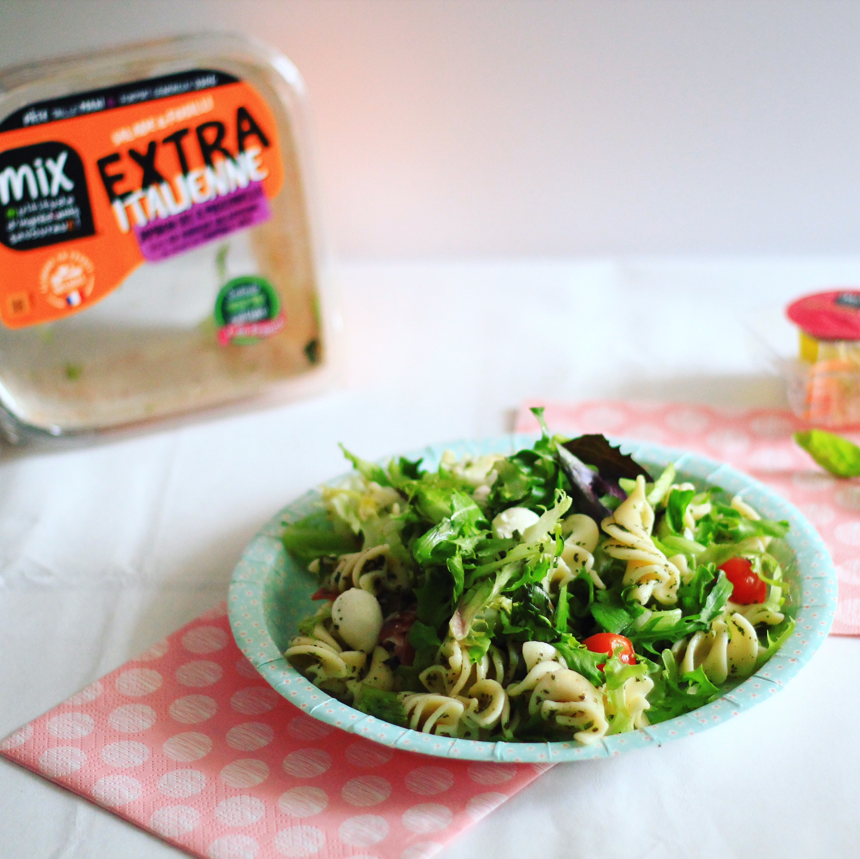 mix salade extra italienne