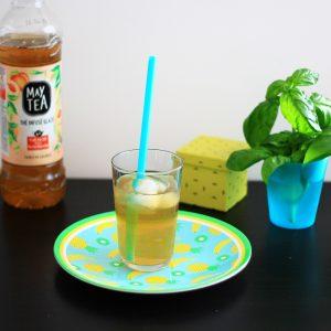 thé glacé may tea peche blanche