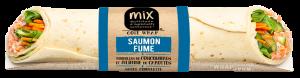wrap saumon fume mix