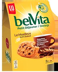 packaging le moelleux belvita