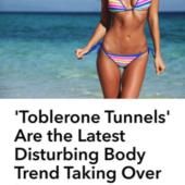 Toblerone Tunnel