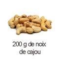 200 g noix de cajou