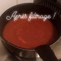 sauce tomate etape 2