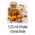 125 ml d'huile arachide