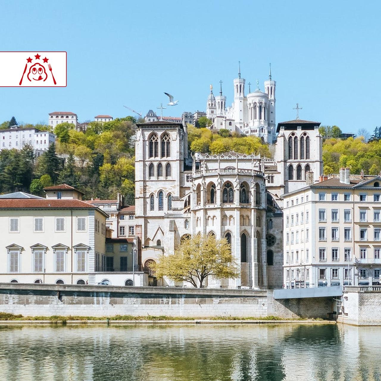 Restaurants étoilés à Lyon