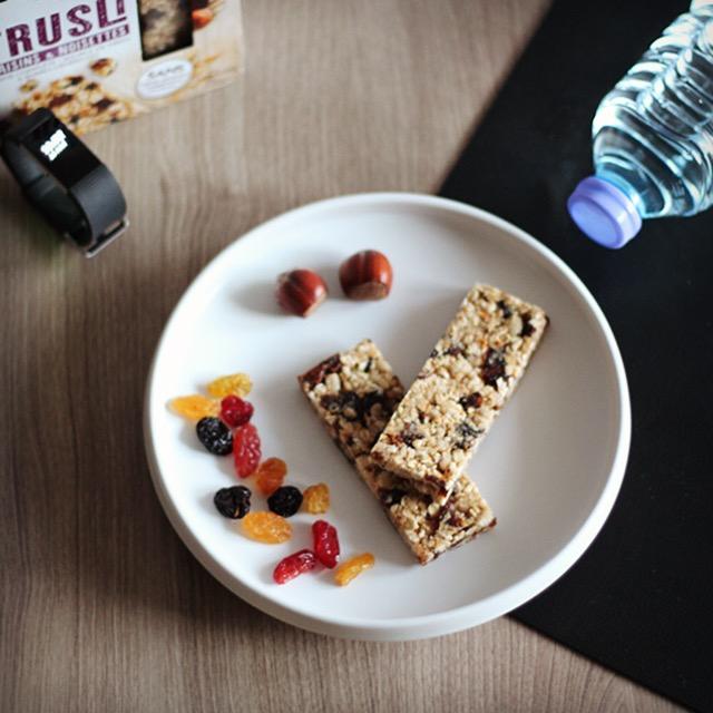frusli raisins noisettes