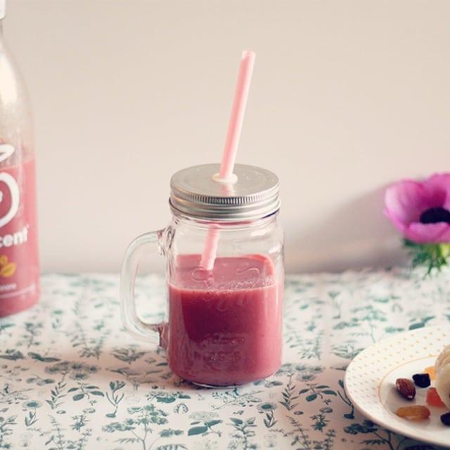 smoothie innocent fraise kiss