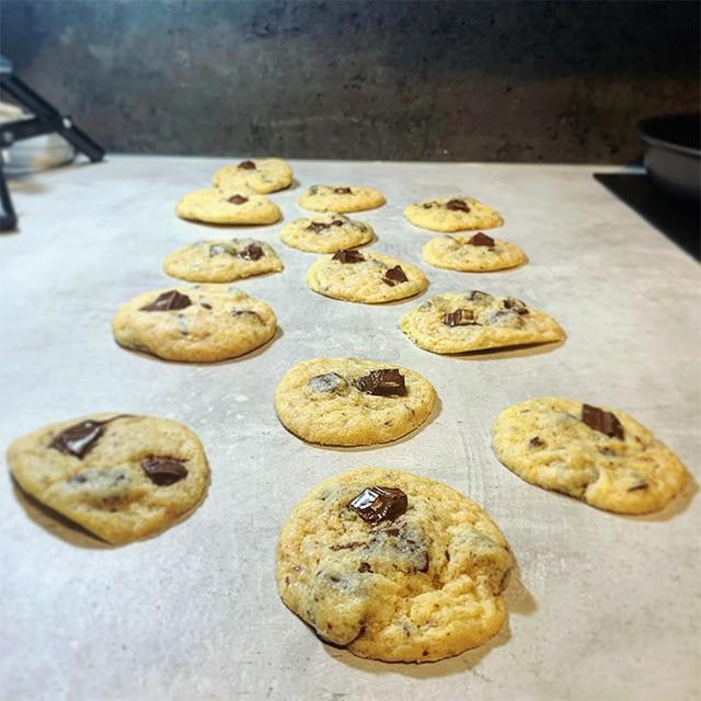 Cookies du subway