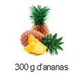 300 g ananas