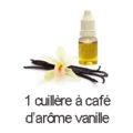 1 cac arome vanille