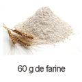 60 g farine