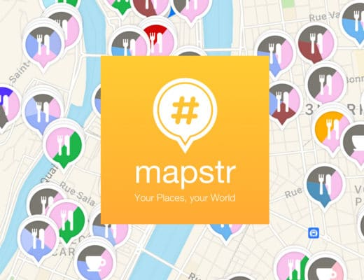 Application Mapstr